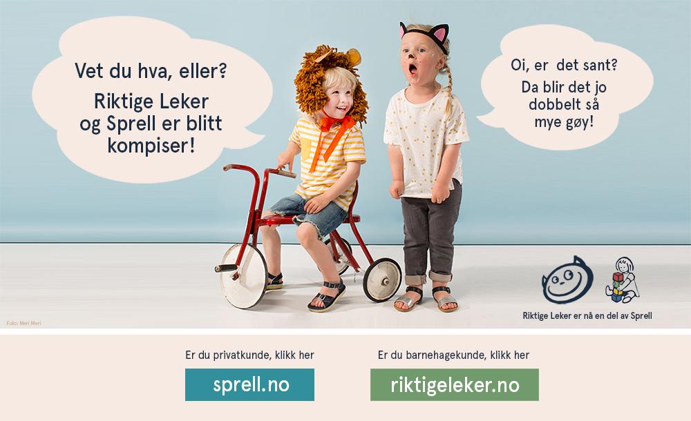 4ace41d2a479 Riktige Leker - Leketøysforretning i Oslo